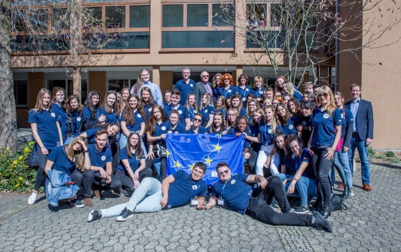 Join the European table – Królówka z projektem Erasmus